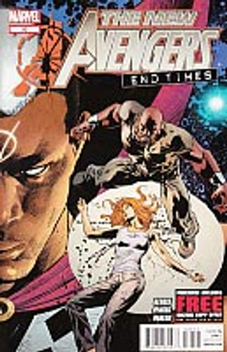 New Avengers # 33