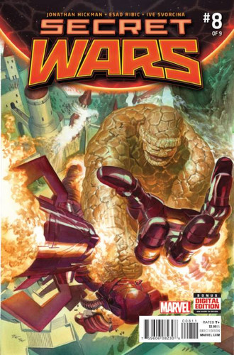 Secret Wars #8 (of 9)