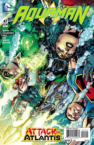 Aquaman #47