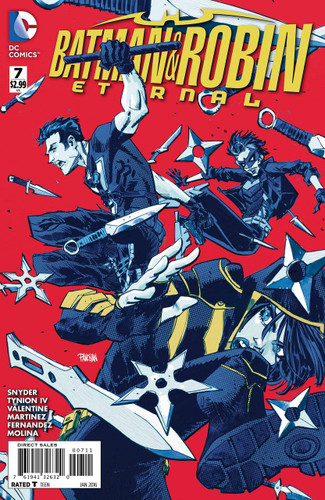 Batman & Robin: Eternal #7