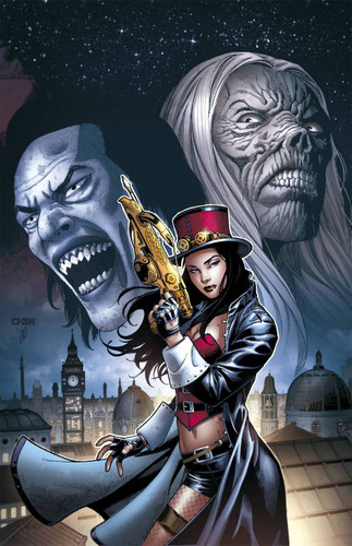 GFT Presents: Van Helsing - 10th Anniversary Special (one shot)