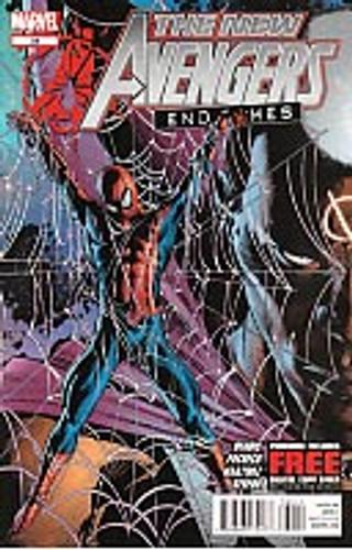 New Avengers # 32