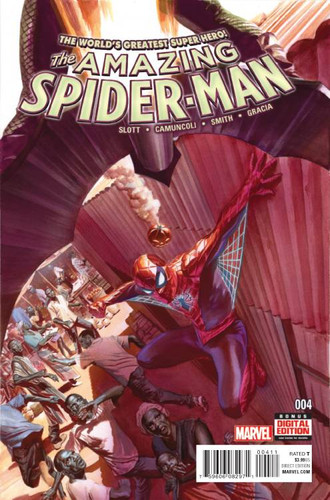 Amazing Spider-Man # 4