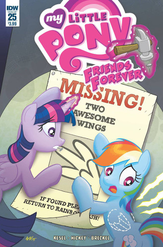 My Little Pony: Friends Forever #25