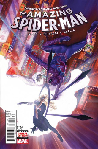 Amazing Spider-Man # 7