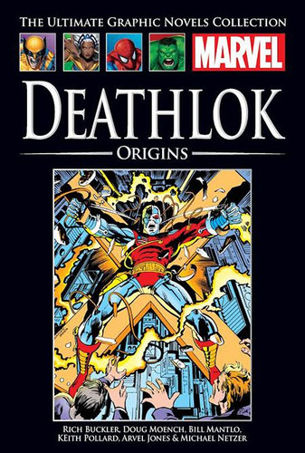 Marvel GN Coll Vol 113: Deathlok - Origins