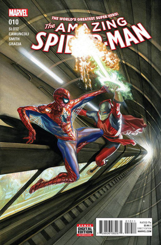 Amazing Spider-Man # 10