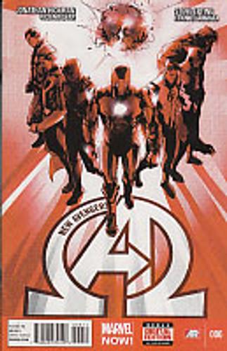 New Avengers # 6