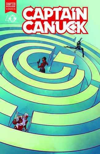 Captain Canuck #8
