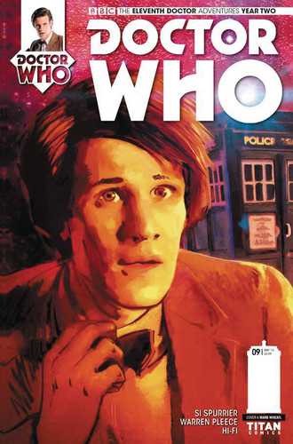 Doctor Who: The Eleventh Doctor - Year Two #9