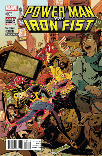 Power Man & Iron Fist #4