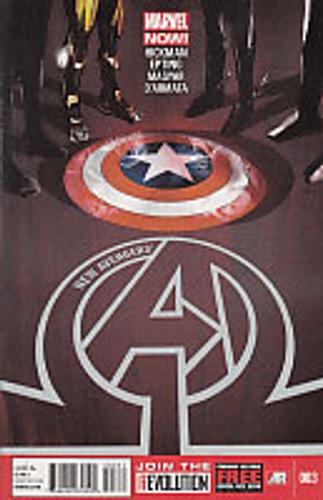 New Avengers # 3