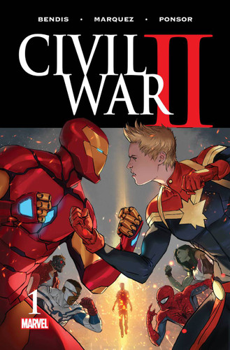 Civil War II #1 (of 7)