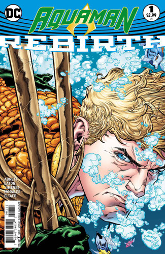 Aquaman: Rebirth #1 (2016-)