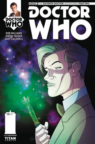 Doctor Who: The Eleventh Doctor - Year Two #10