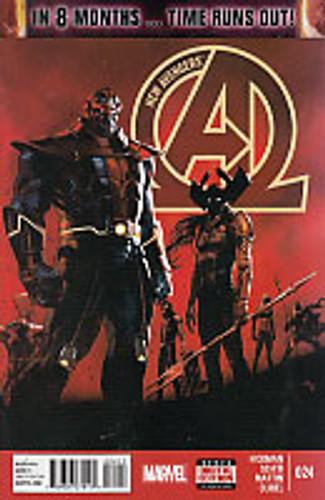 New Avengers # 24