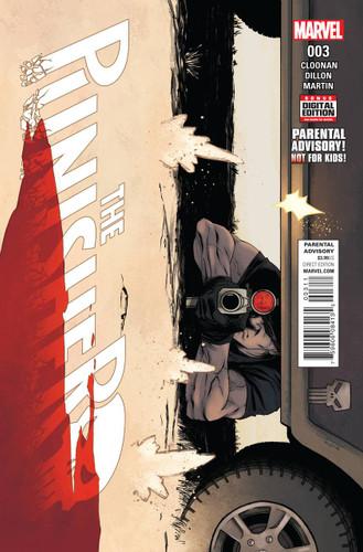 Punisher #3 (2016- )