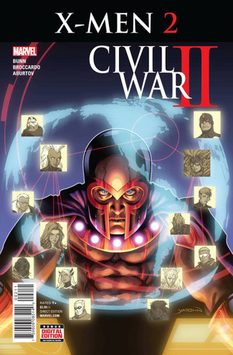 Civil War II: X-Men #2 (of 4)