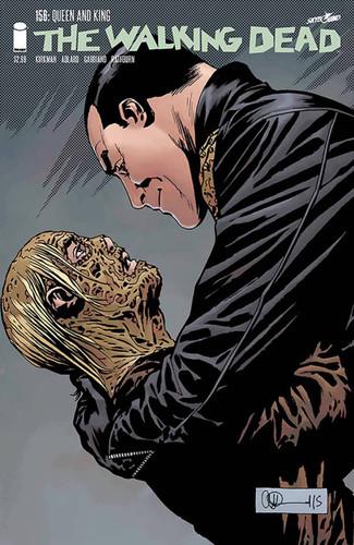 Walking Dead #156