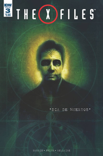 X-Files (2016) #3
