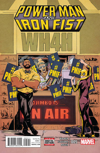 Power Man & Iron Fist #5