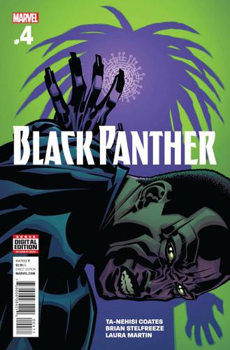 Black Panther #4 (2016- )