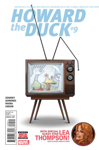 Howard The Duck #9