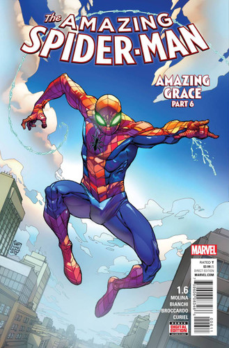 Amazing Spider-Man # 1.6
