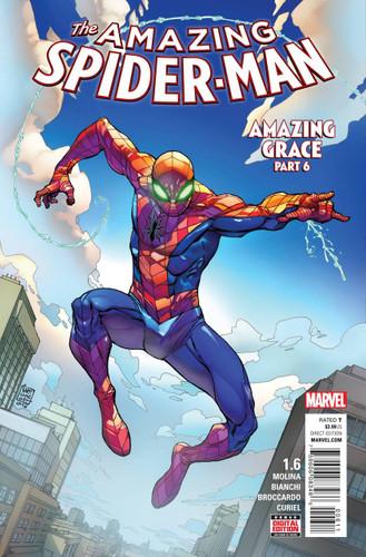 Amazing Spider-Man # 1.6