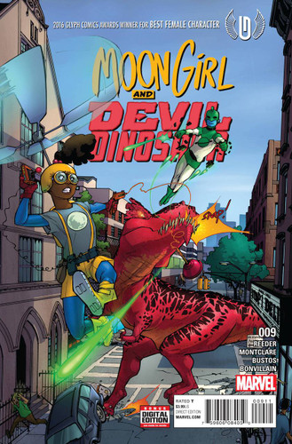 Moon Girl & Devil Dinosaur #9