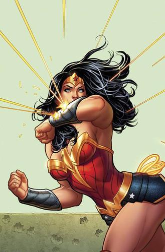 Wonder Woman #3b Limited Variant (2016- )