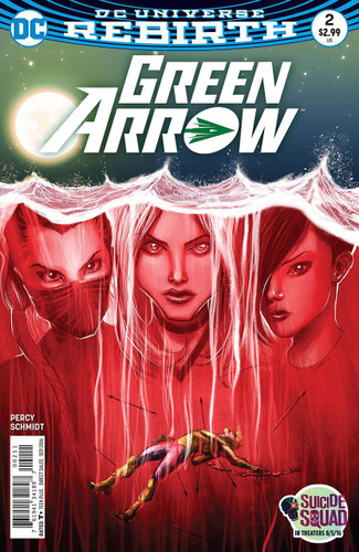 Green Arrow (2016- ) #2