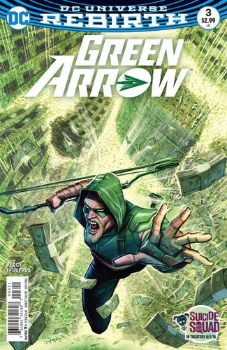 Green Arrow (2016- ) #3