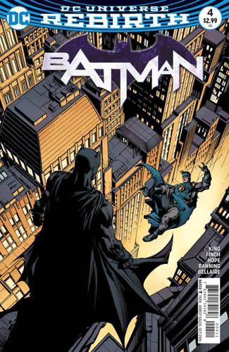Batman (2016- ) #4