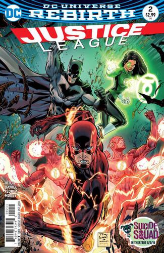 Justice League (2016- ) #2