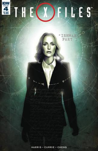 X-Files (2016- ) #4