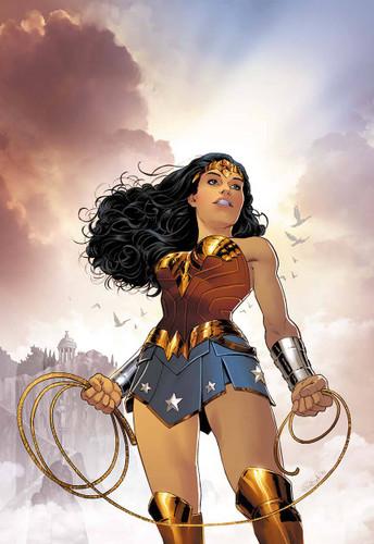 Wonder Woman (2016- ) #4