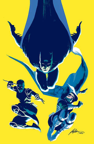 Detective Comics #938 (2016- ) Limited 'YELLOW' Variant