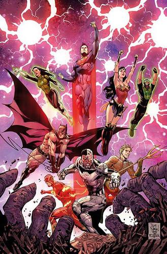 Justice League (2016- ) #3
