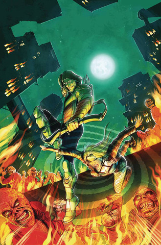 Green Arrow (2016- ) #5