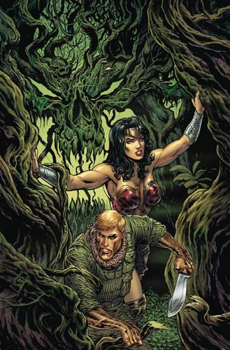 Wonder Woman (2016- ) #5