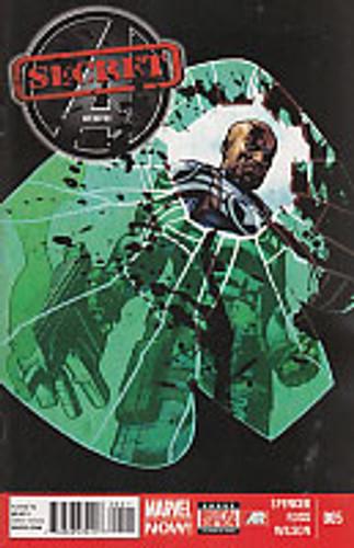 Secret Avengers # 5