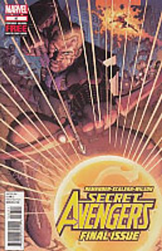 Secret Avengers # 37
