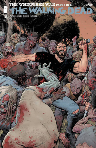 Walking Dead #158 Limited Variant