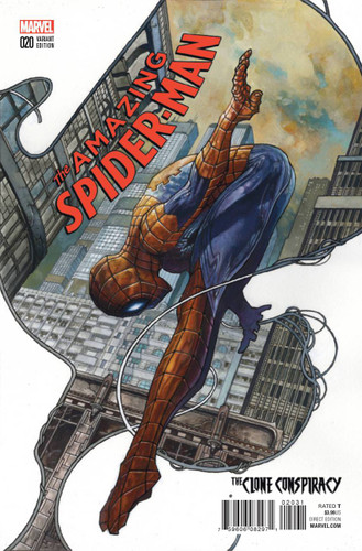 Amazing Spider-Man # 20 (2015- ) Limited 'BIANCI' Variant