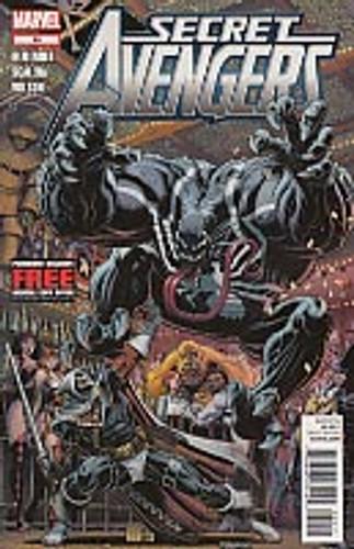 Secret Avengers # 30