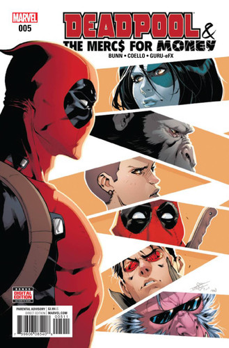 Deadpool: The Mercs for Money #5