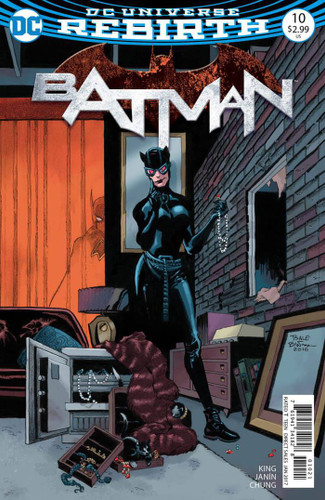 Batman #10 (2016- ) Limited Variant