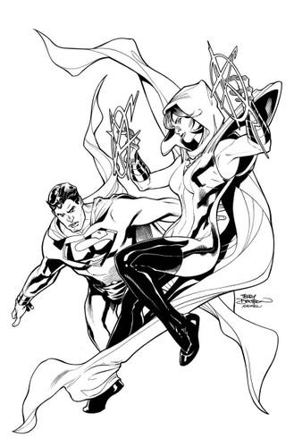 Justice League Vs Suicide Squad #2c (of 6) Limited 'DODSON' Variant