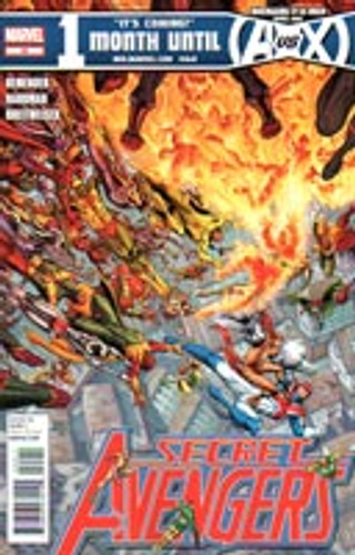 Secret Avengers # 24